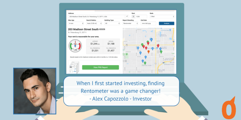 rentometer for deal analysis