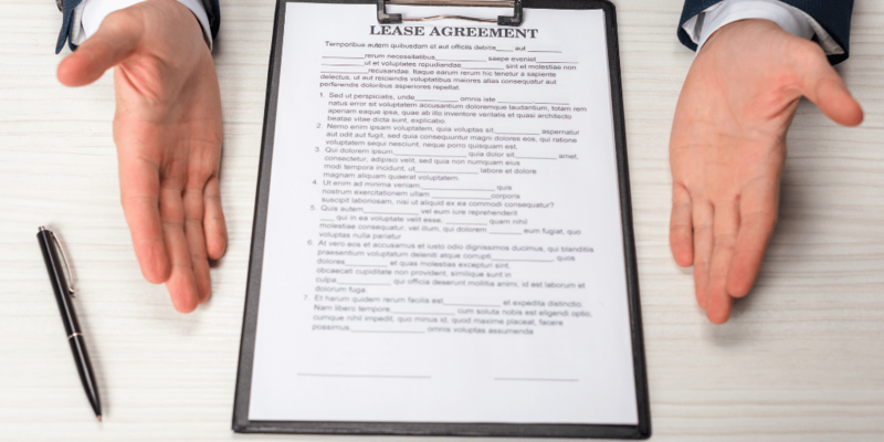property manager's must-have addenda