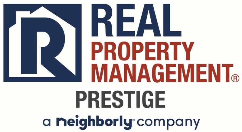 Real Property Management Prestige Logo